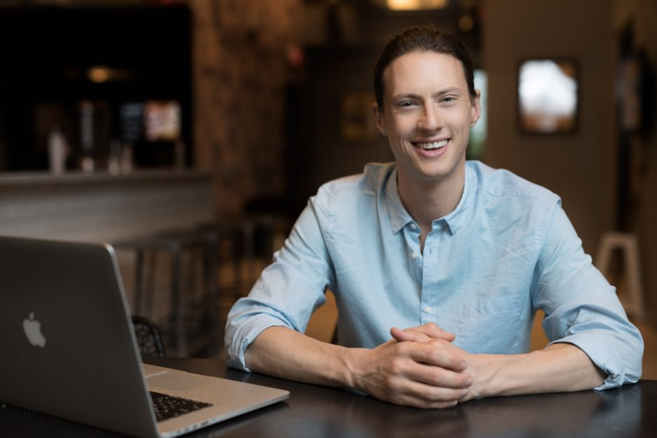 Professor Zac Gordon, Owner of Web Hosting for Students