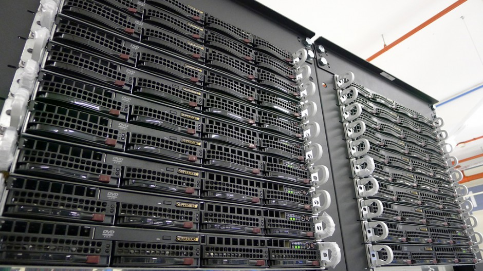 Our Servers with SiteGround